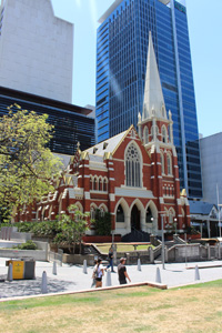 Brisbane Uniting Church