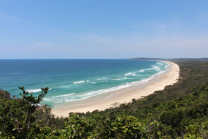 Byron Bay Aussicht