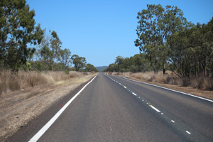 Road to Cairns