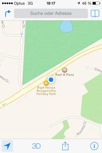 Tewantin GPS